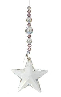 Lichtkristall - Stern