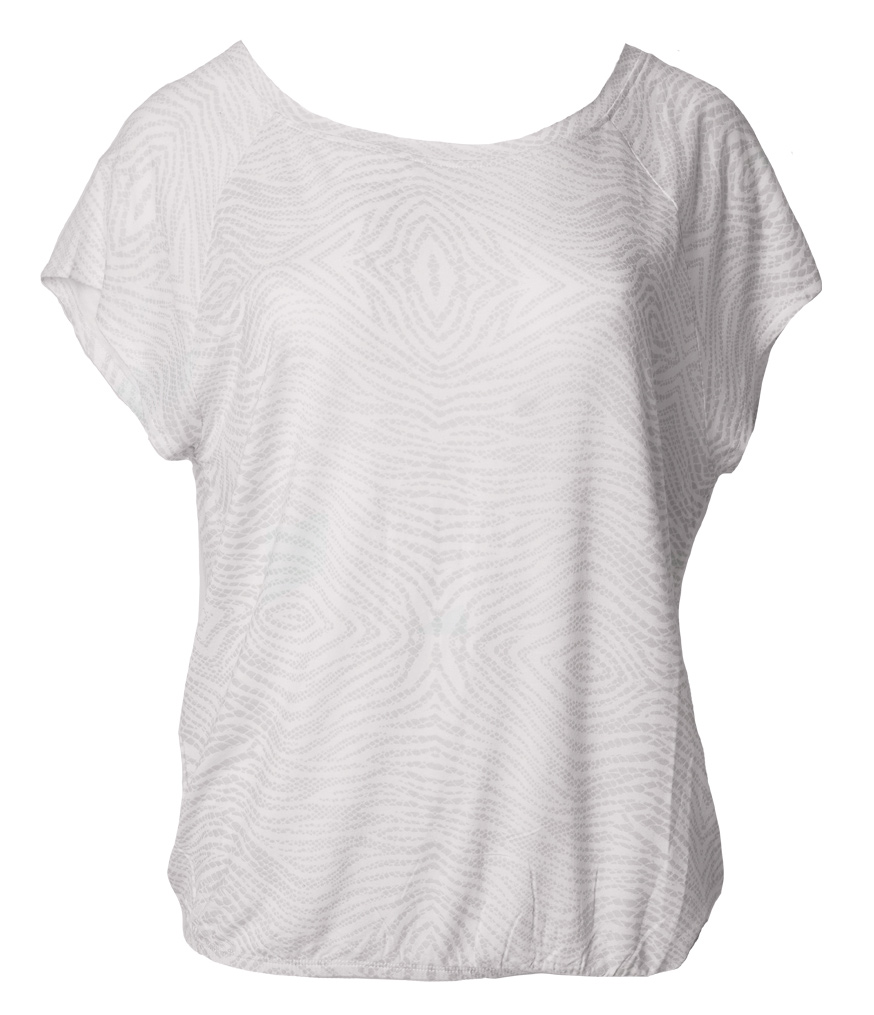 """Lounge-Shirt """"Parvati"""" - sand snake"""