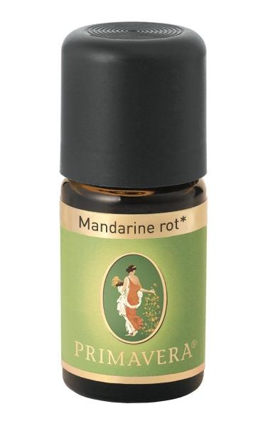 Bio Mandarine - rot