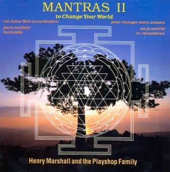 Mantras 2 von Henry Marshall (CD)