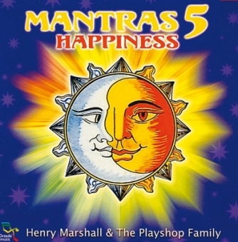 Mantras 5 von Henry Marshall & The Playshop Family (CD)