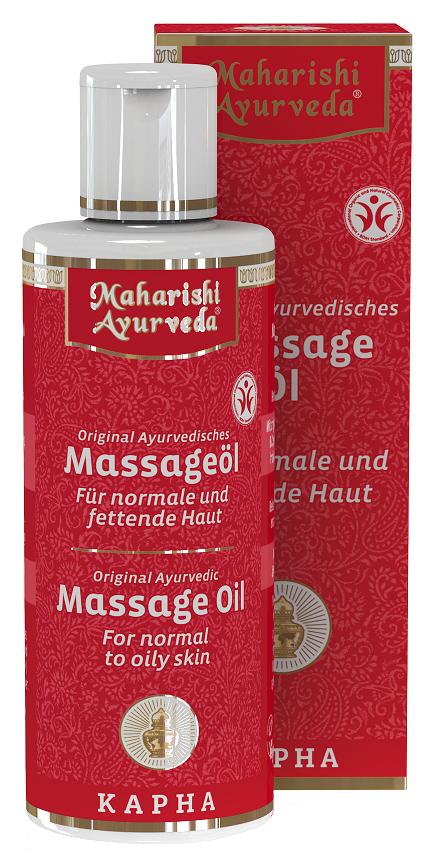 Kapha Massageöl, 200 ml