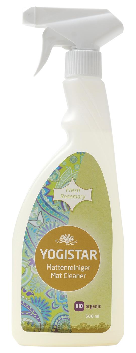 Bio Yogamatten-Reiniger - fresh rosemary - 500 ml
