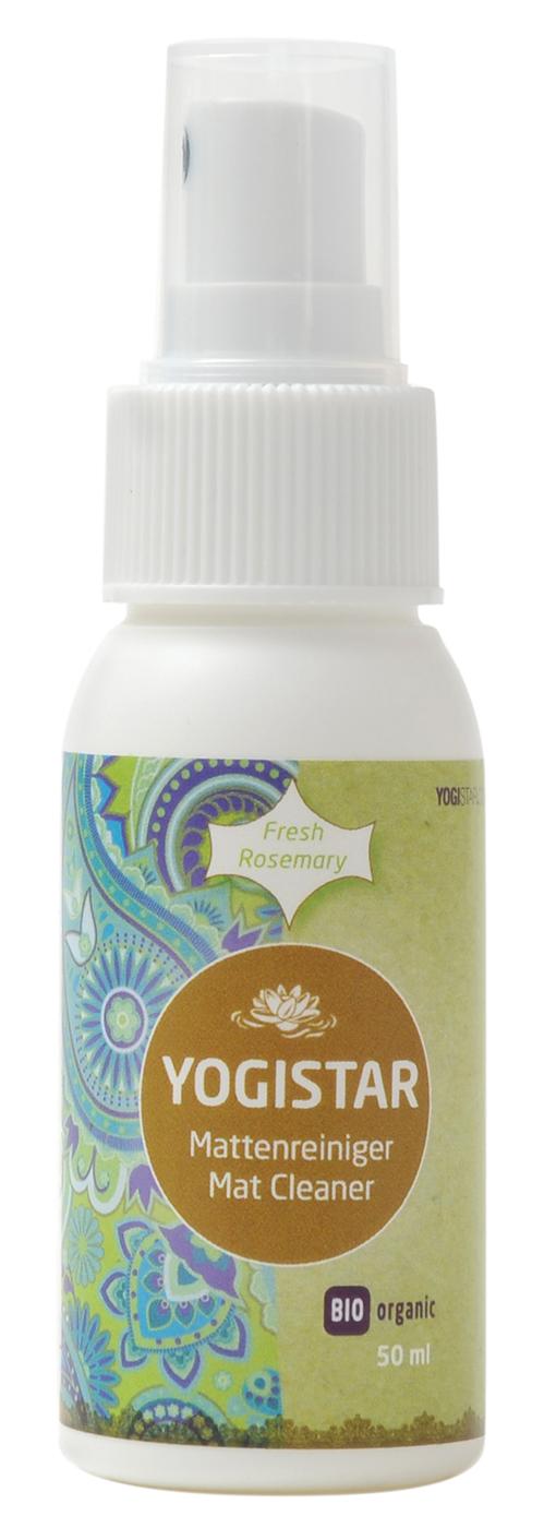 Bio Yoga mat cleaner - fresh rosemary