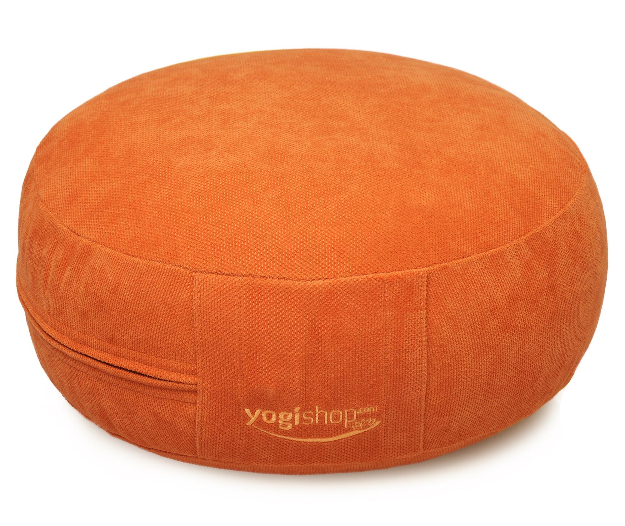 Meditation Cushion 'BASICS', Round Buy Online At YOGISHOP
