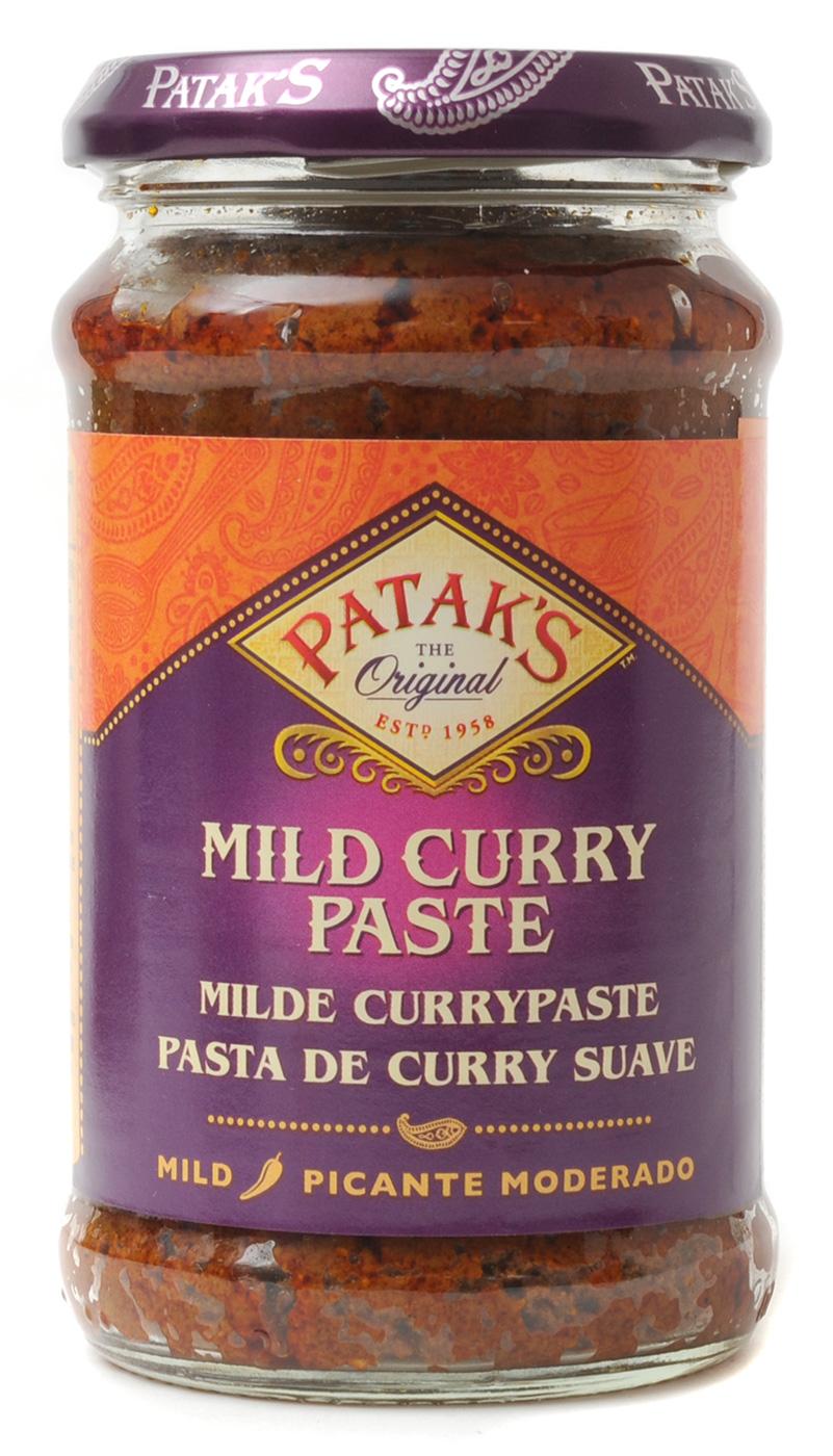 Mild Curry Paste, 283 g