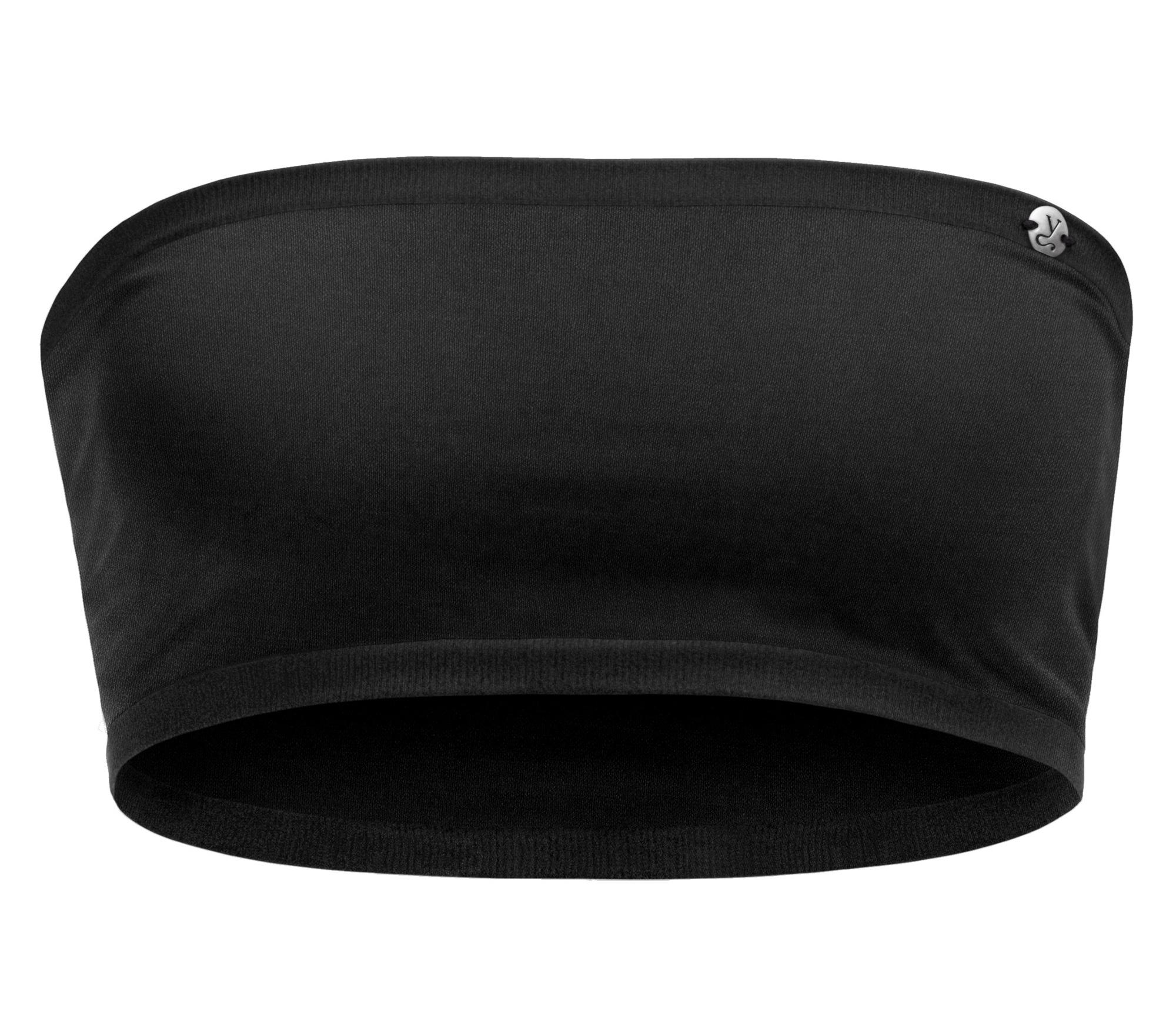Top mini-tube - black