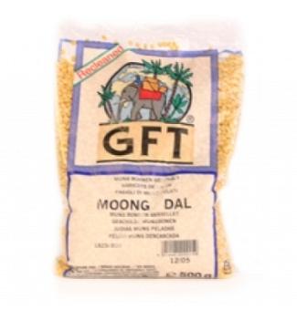 Moong Dal (Mungbohnen) geschält, 500 g