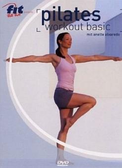 Pilates Workout Basic von Anette Alvaredo (DVD)