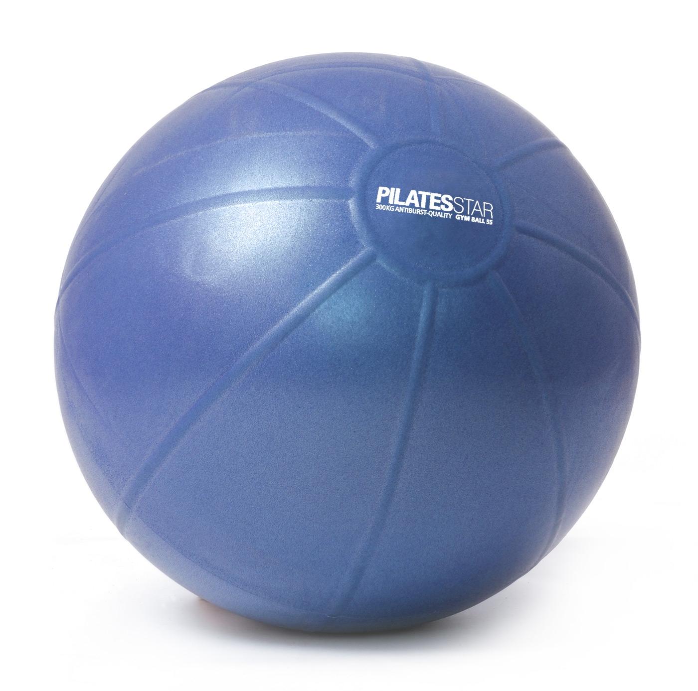 Pilates Gymnastik Ball - blau