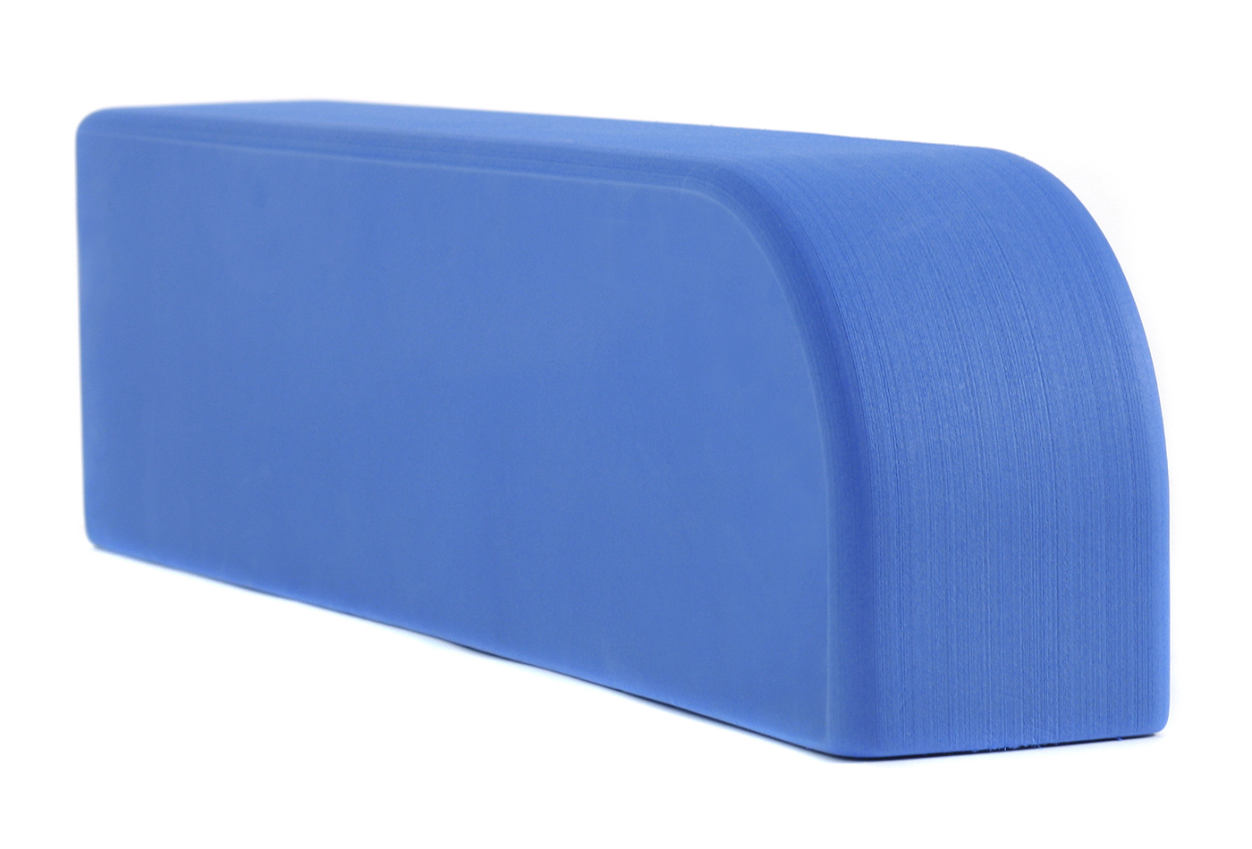 Bloque para pilates raja - azul