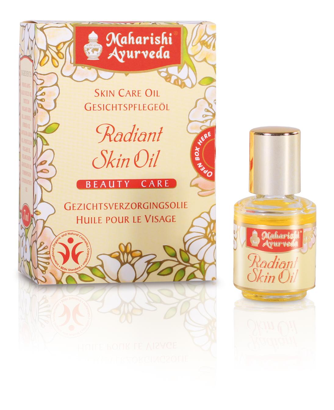 Radiant Skin Oil - Gesichtspflegeöl, 7 ml