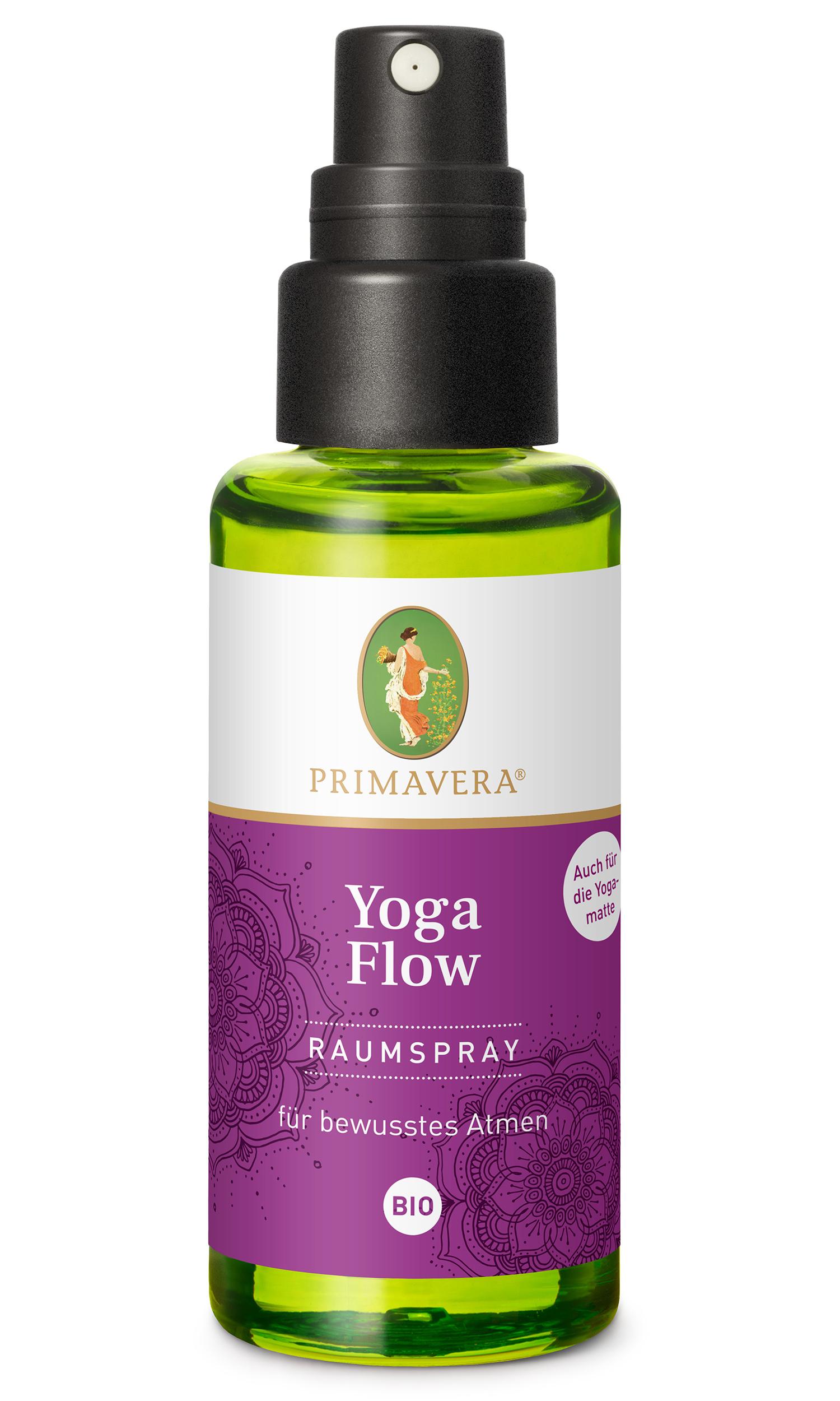 Bio Yogaflow Raumspray, 50 ml