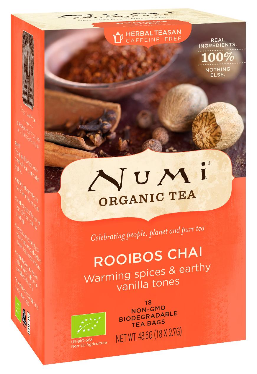 Bio Rooibos Chai, 48,6 g