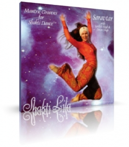 Shakti Lila The Play of Creation von Saravtar (CD)