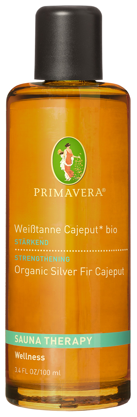 Bio Aroma Sauna Weißtanne Cajeput, 100 ml