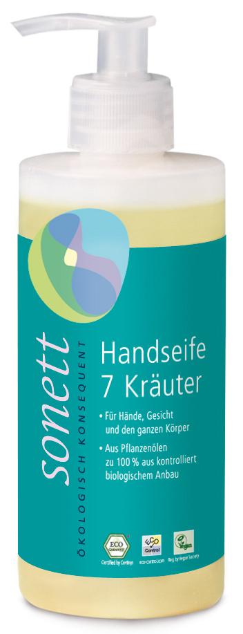 Handseife 7 Kräuter