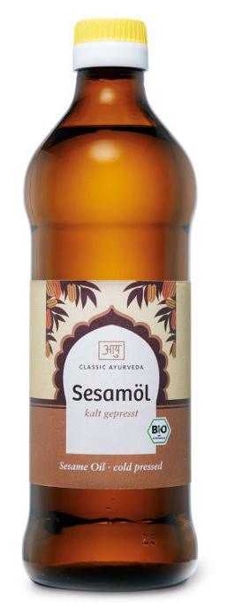 Bio Sesamöl, 500 ml