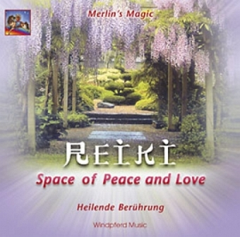 Reiki - Space of Peace and Love (CD)