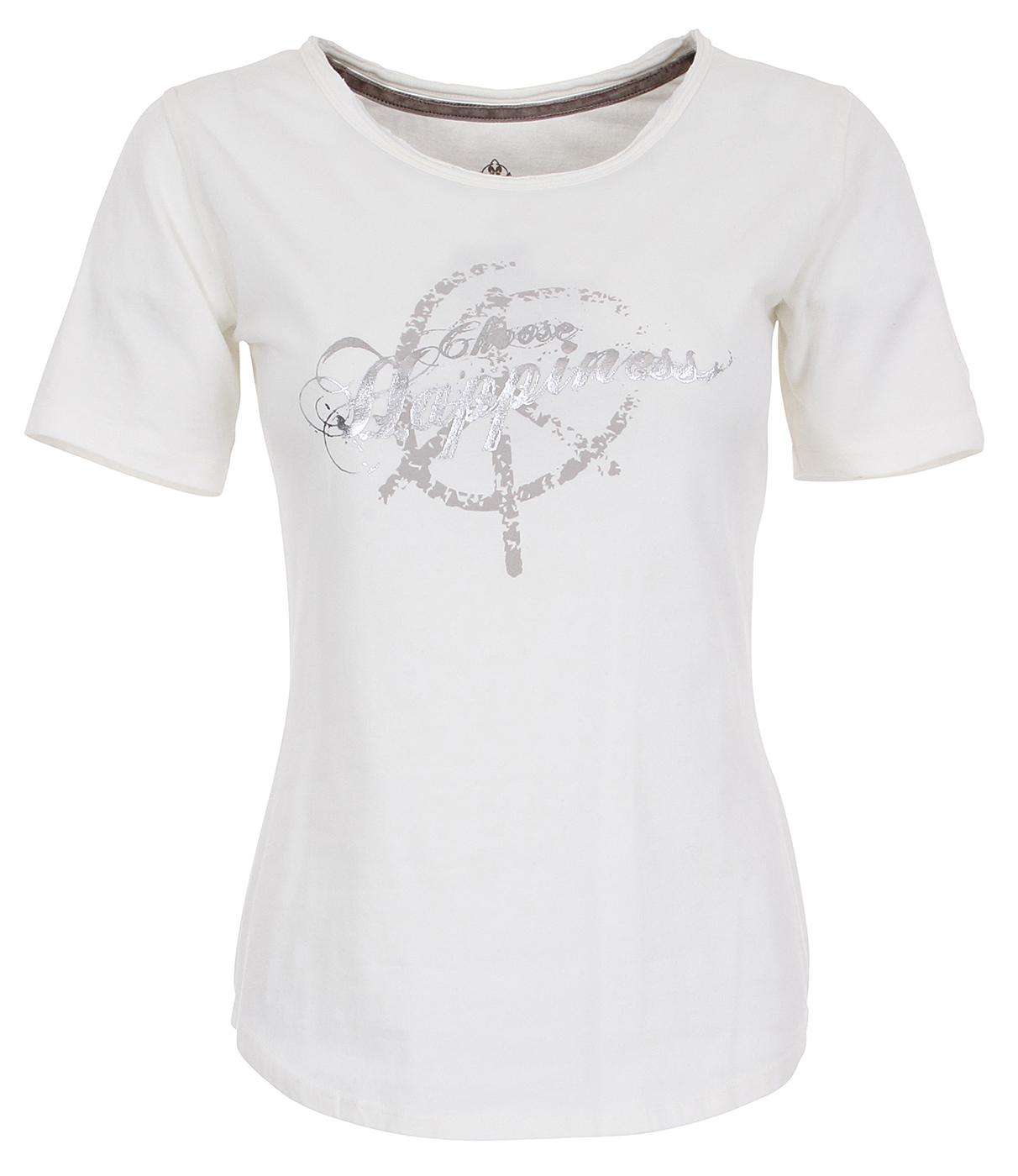 """T-Shirt """"Monica"""", offwhite"""