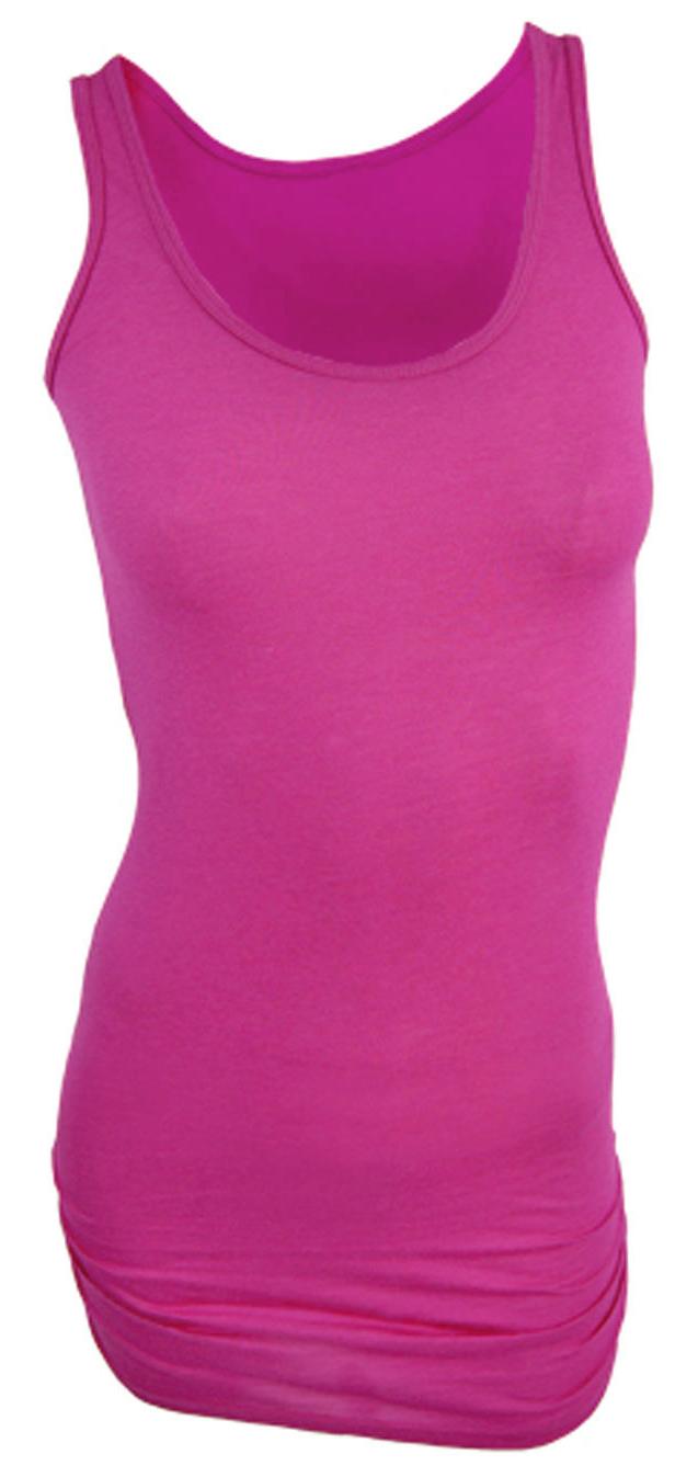 """Tank-Shirt """"Wonderful Words"""", pink"""