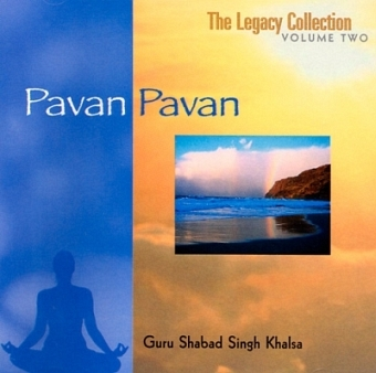 Pavan Pavan von Gurushabd Singh Khalsa (CD)