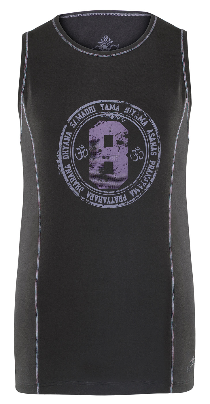 "Tank-Top ""Till"", black"