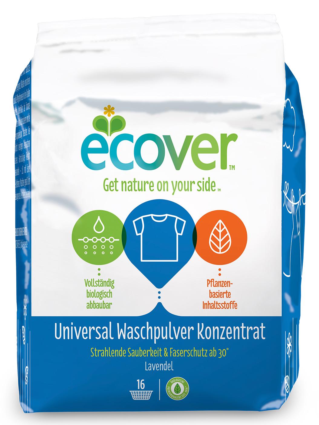 Universal Waschpulver Konzentrat