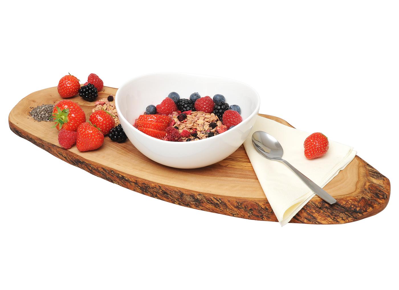 2x Vegan Bio Smoothie Bowl - Rezept & Zutaten-Set - Berry-Mix