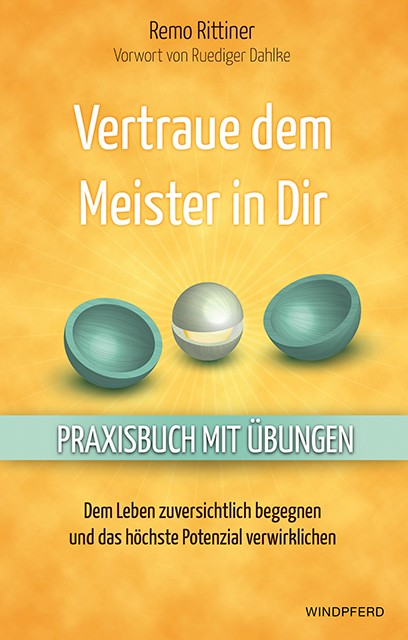 Vertraue dem Meister in Dir von Remo Rittiner