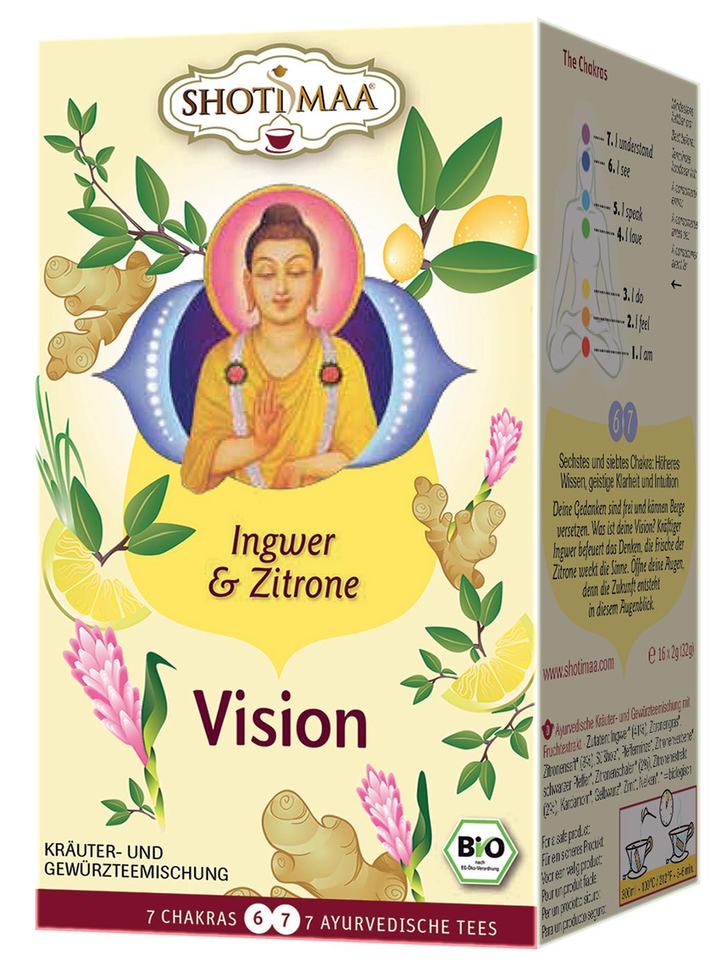 Bio Vision Teemischung, 32 g