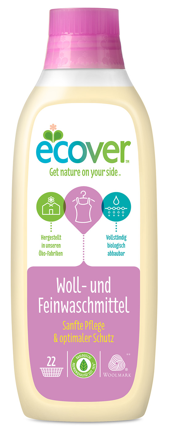 Woll- und Feinwaschmittel
