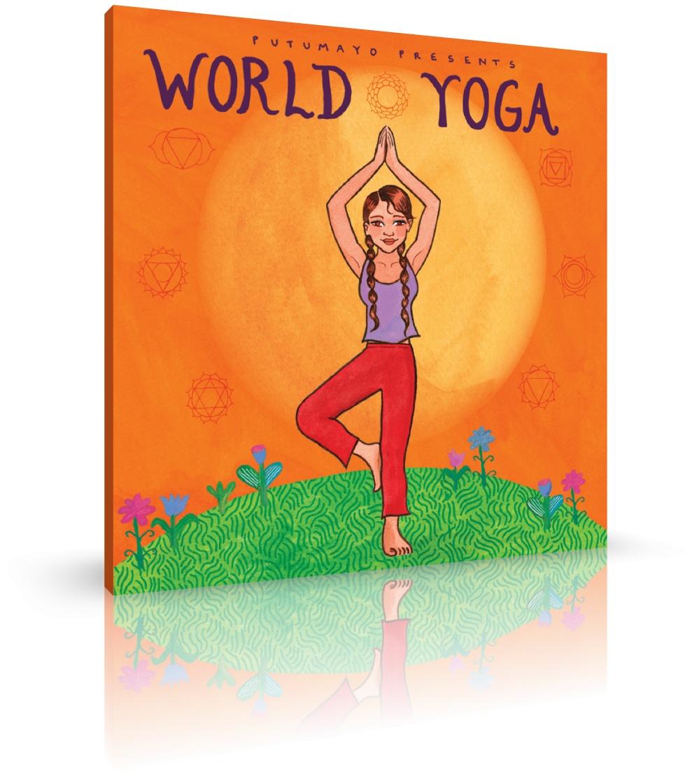 Putumayo Presents: World Yoga (CD)