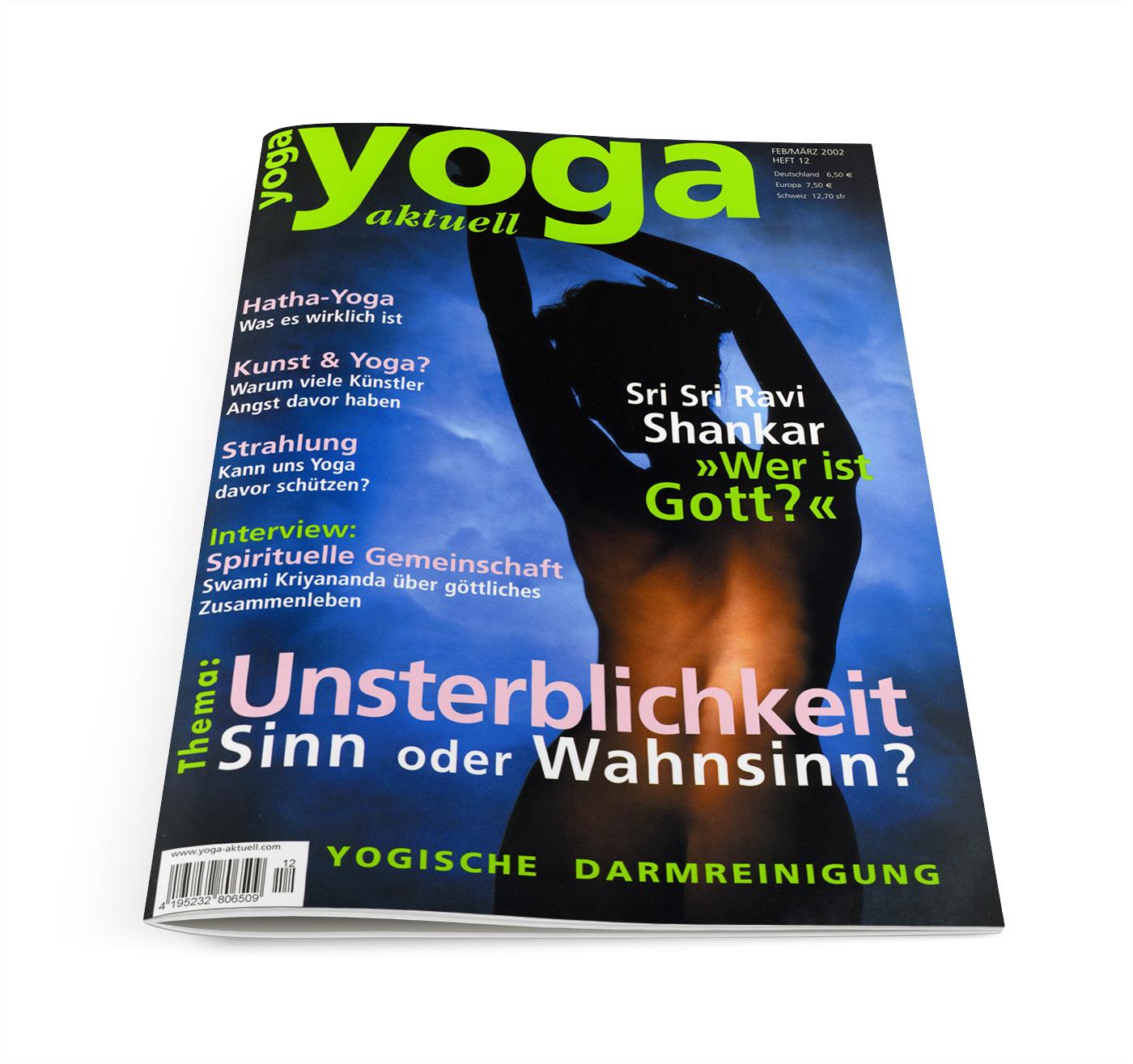 Yoga Aktuell 12 - 01/2002