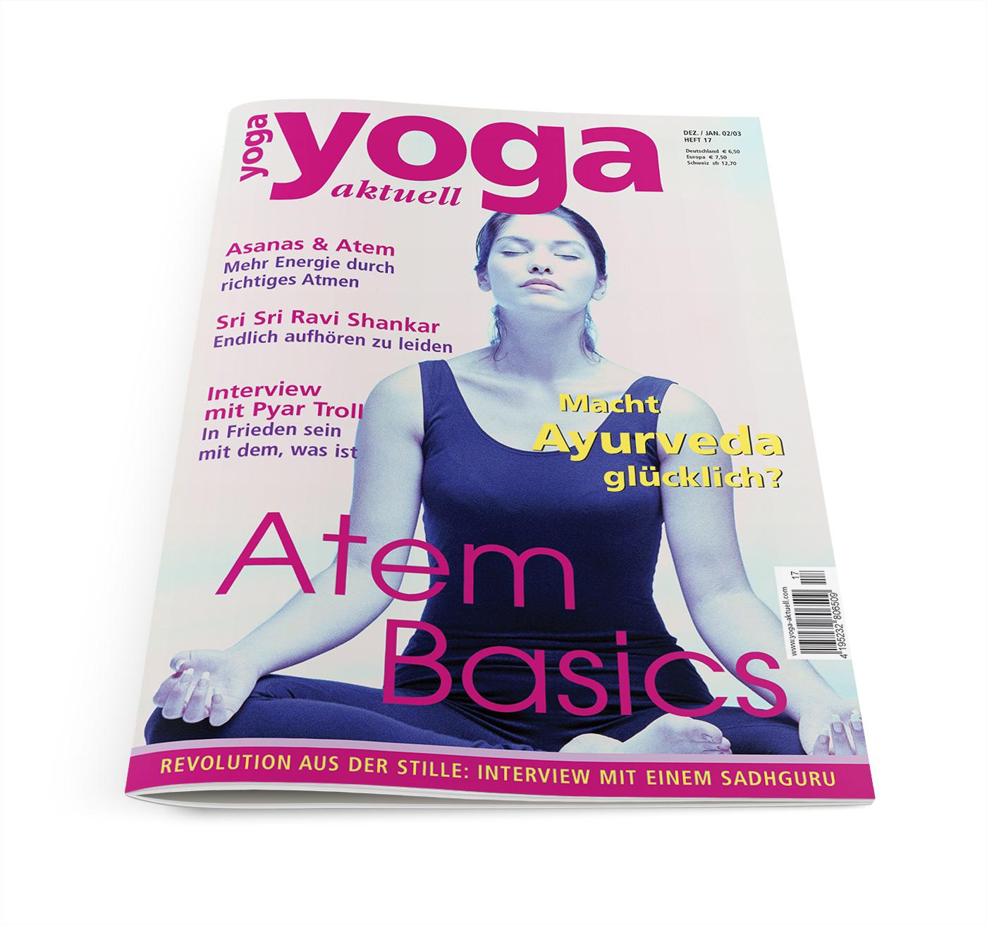 Yoga Aktuell 17 - 06/2002