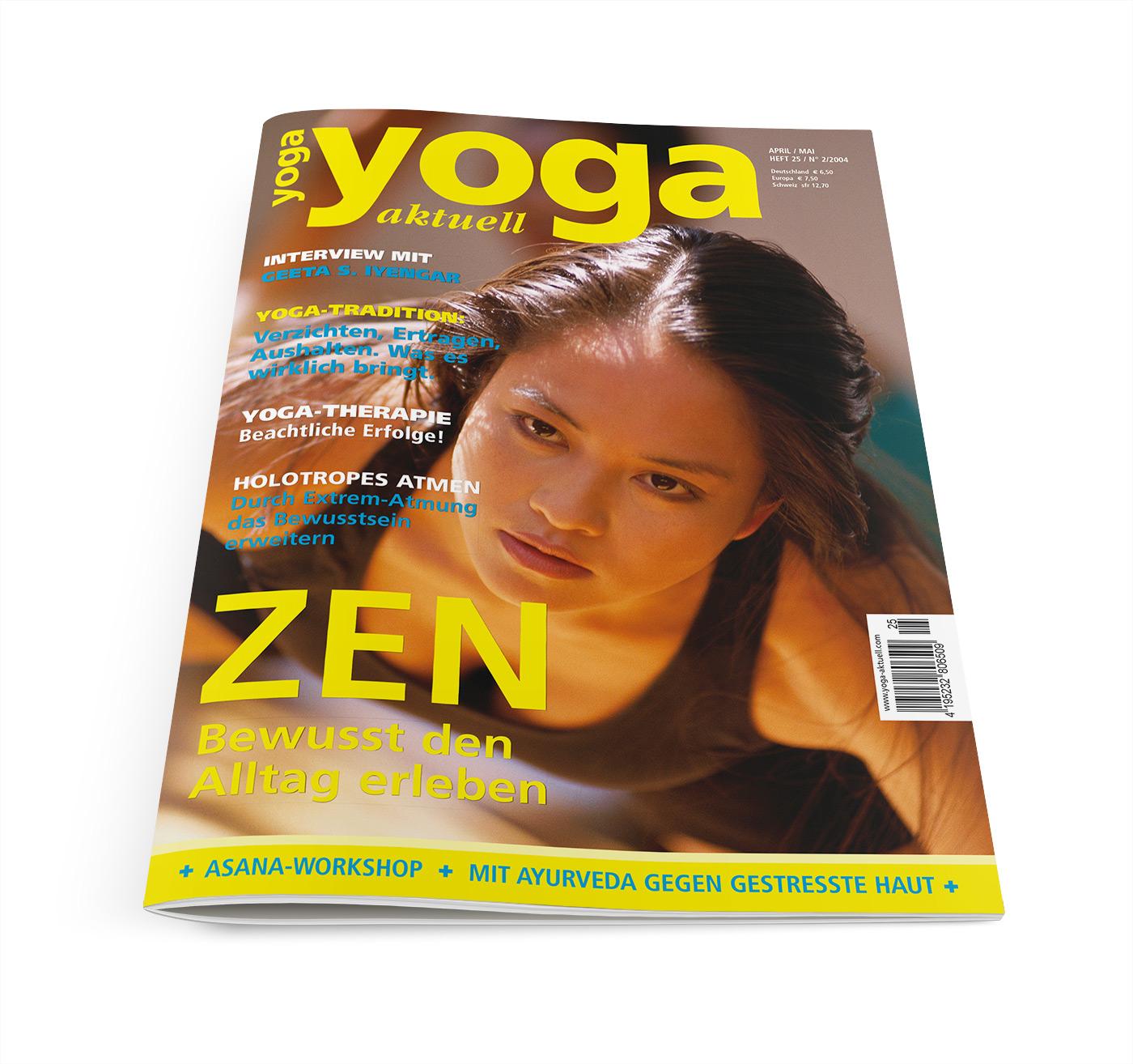 Yoga Aktuell 25 - 02/2004
