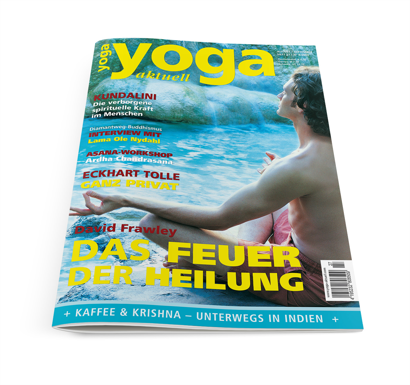 Yoga Aktuell 27 - 04/2004