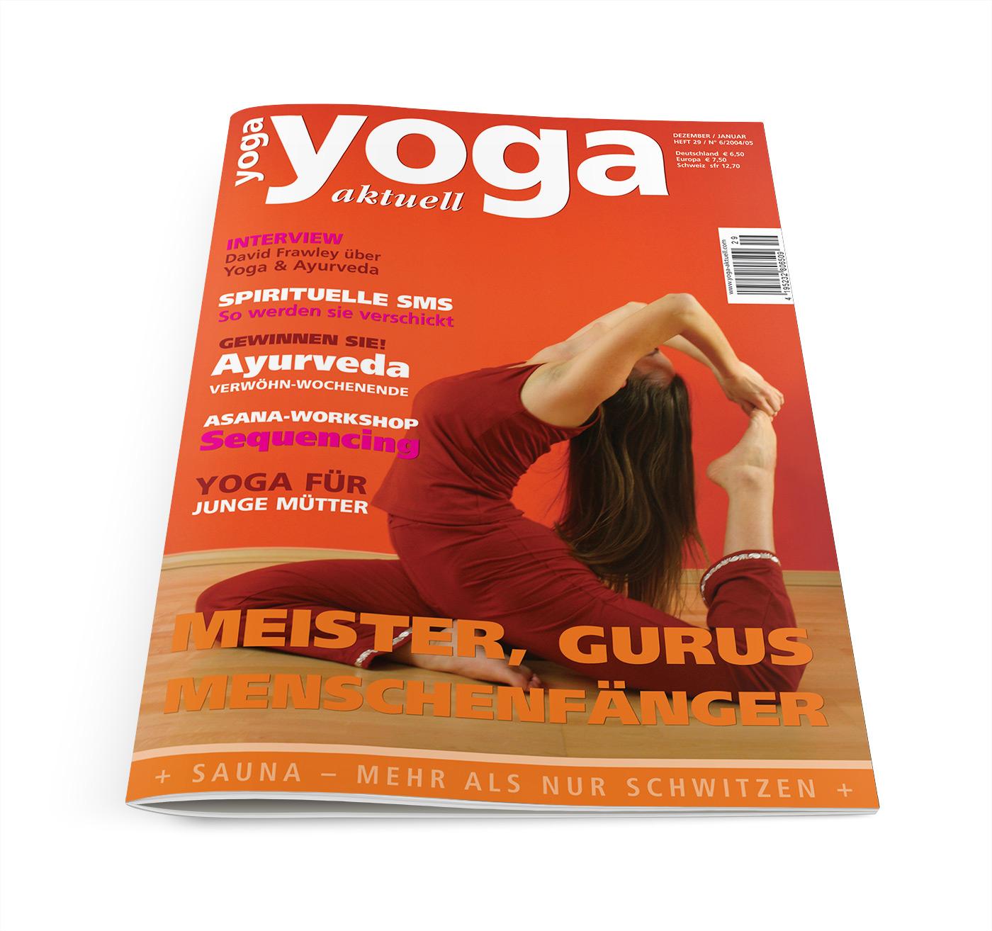 Yoga Aktuell 29 - 06/2004