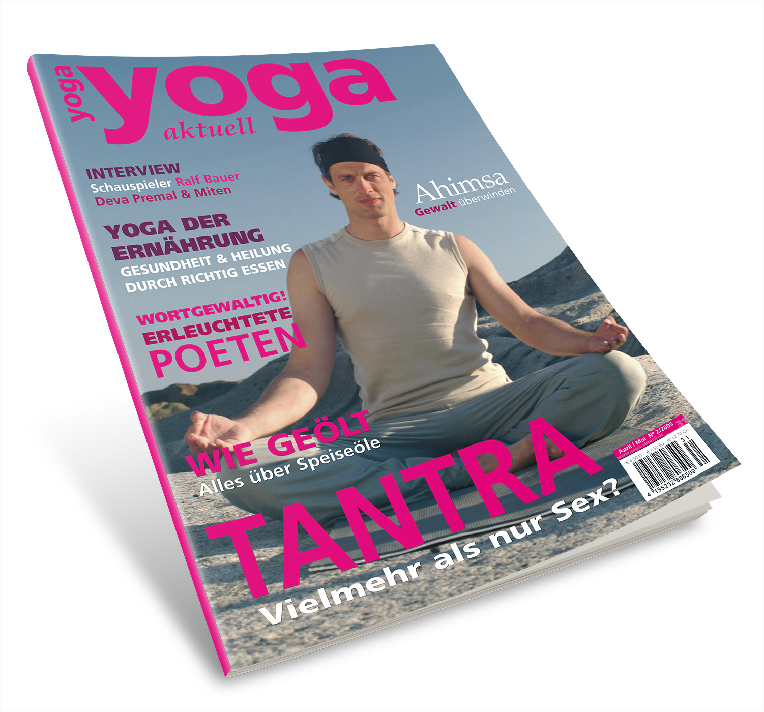 Yoga Aktuell 31 - 02/2005
