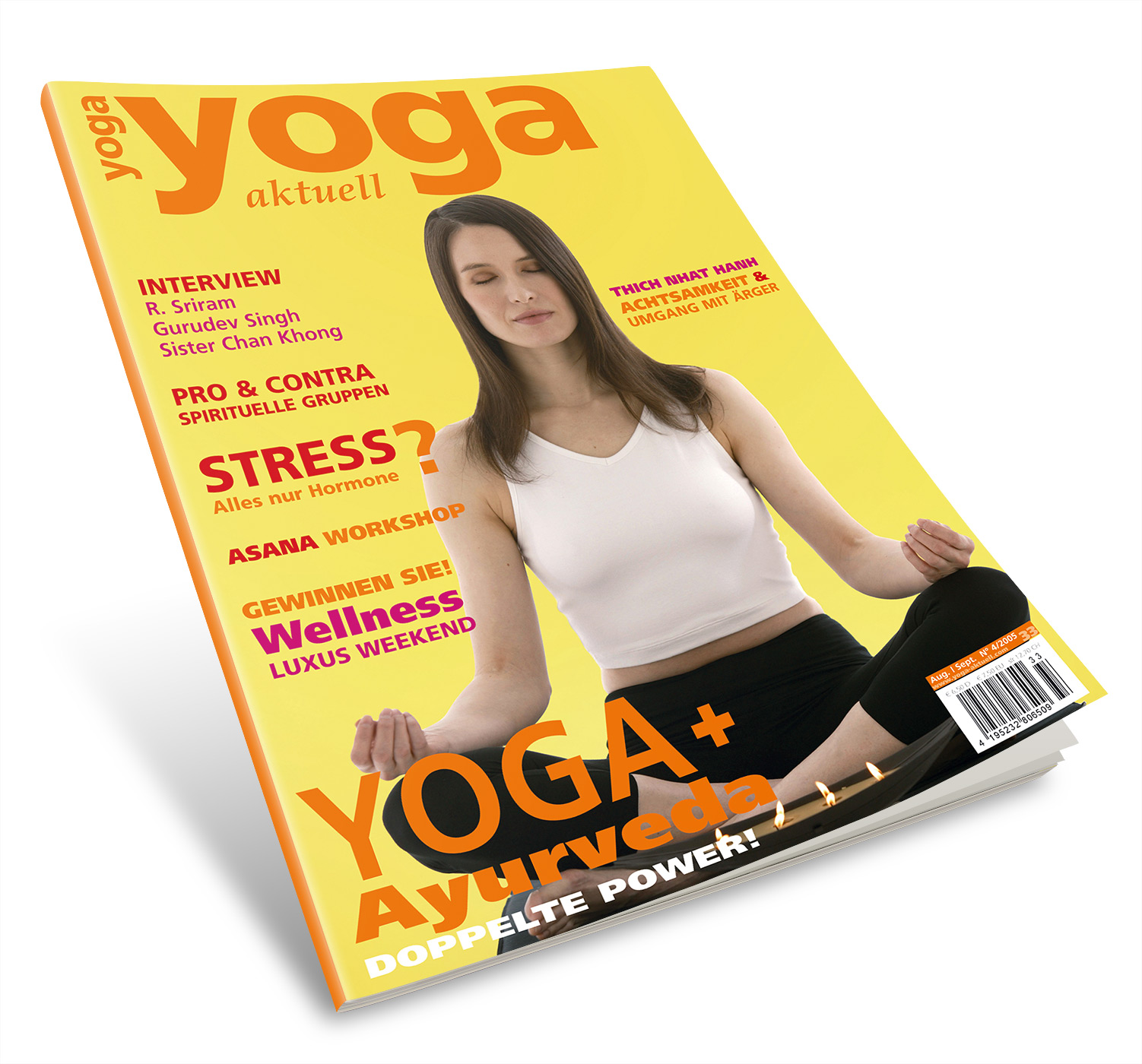 Yoga Aktuell 33 - 04/2005