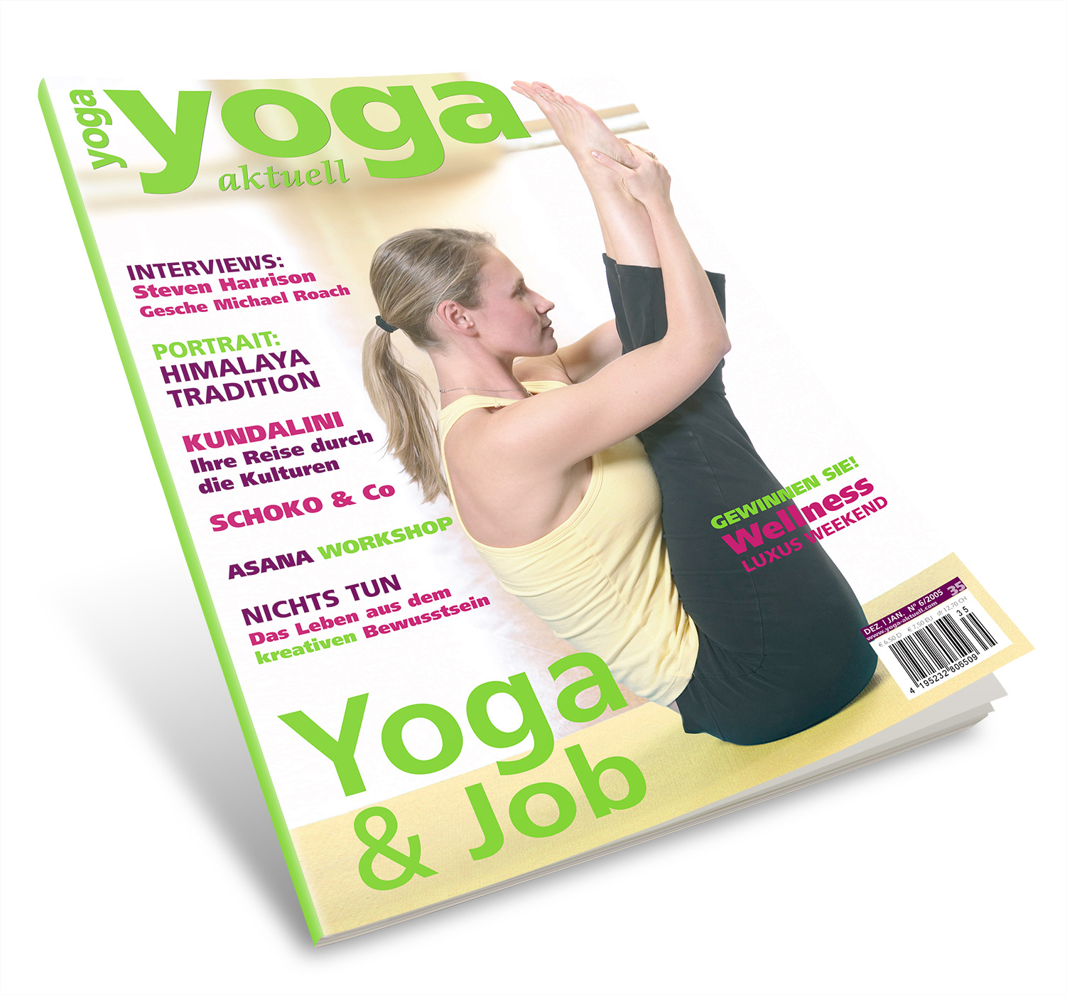 Yoga Aktuell 35 - 06/2005