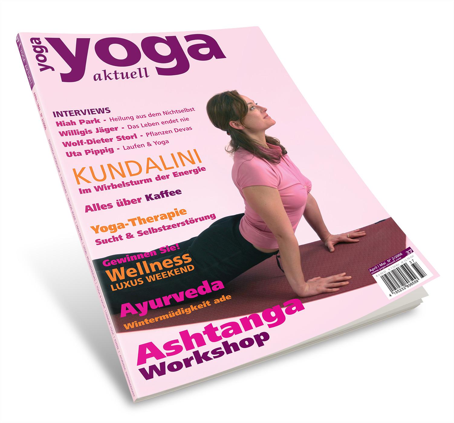 Yoga Aktuell 37 - 02/2006