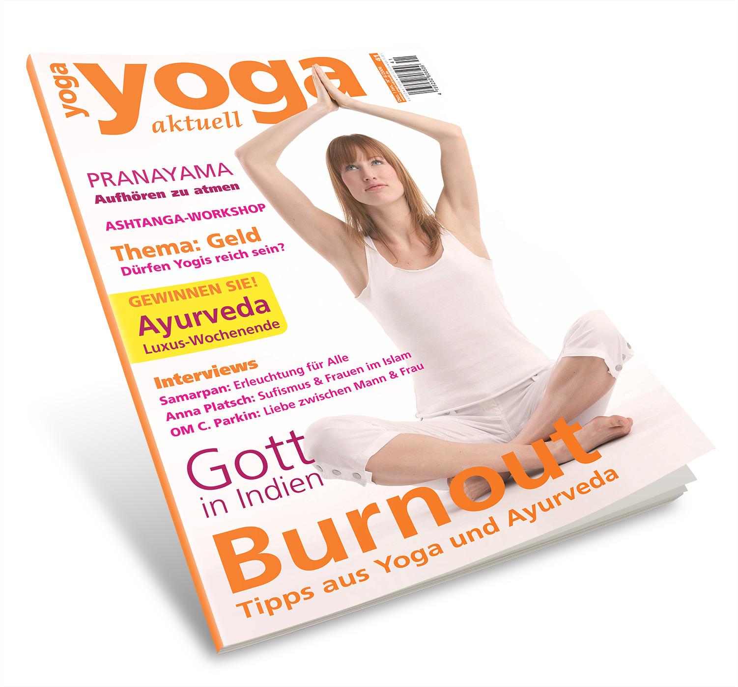 Yoga Aktuell 41 - 06/2006