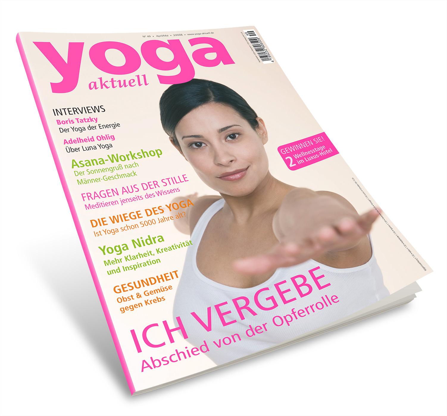 Yoga Aktuell 49 - 02/2008