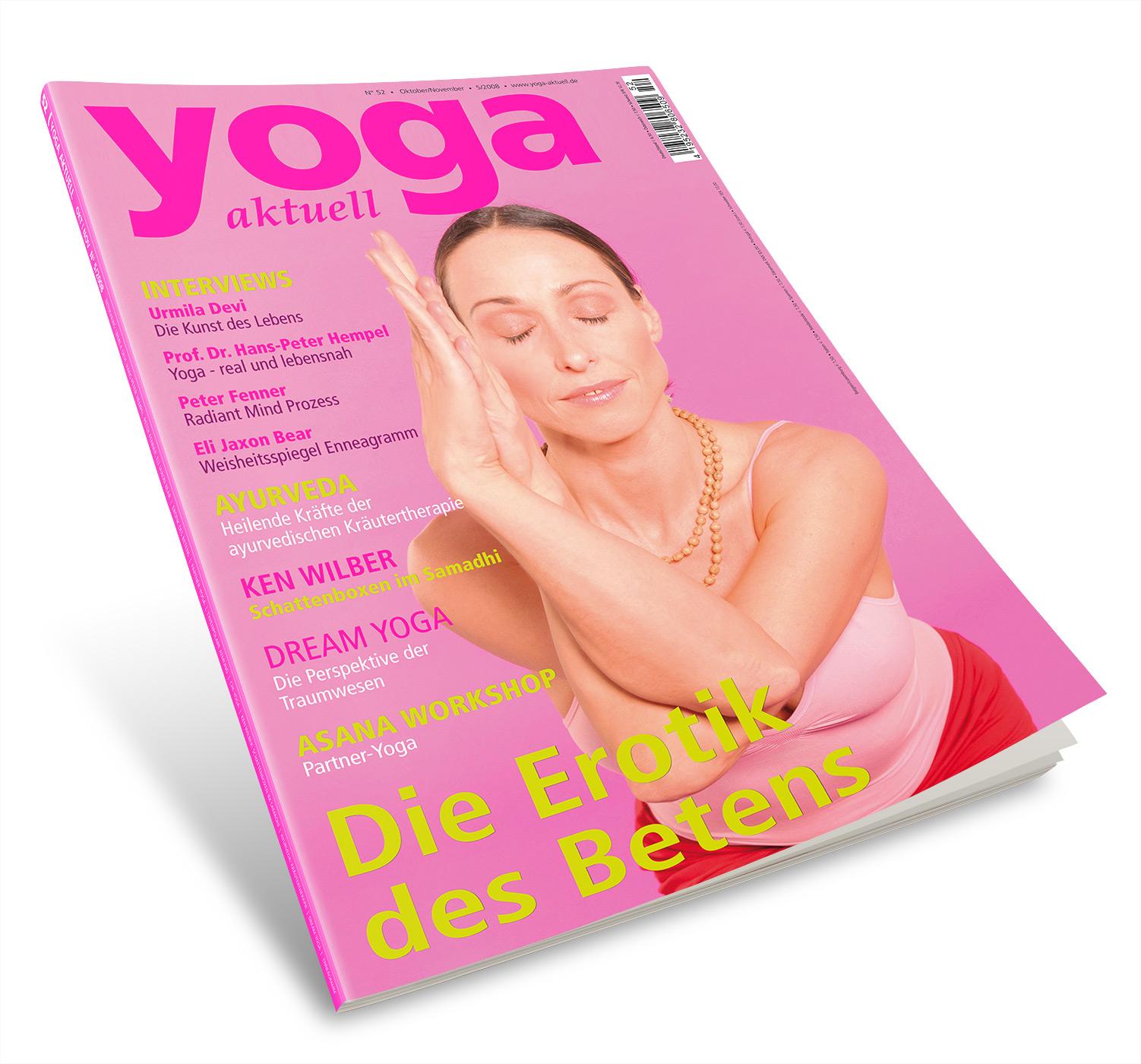 Yoga Aktuell 52 - 05/2008