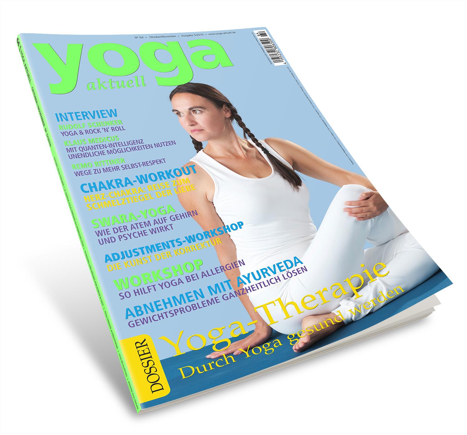 Yoga Aktuell 64 - 05/2010