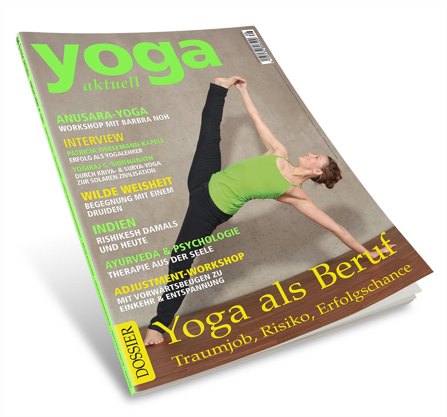 Yoga Aktuell 66 - 01/2011
