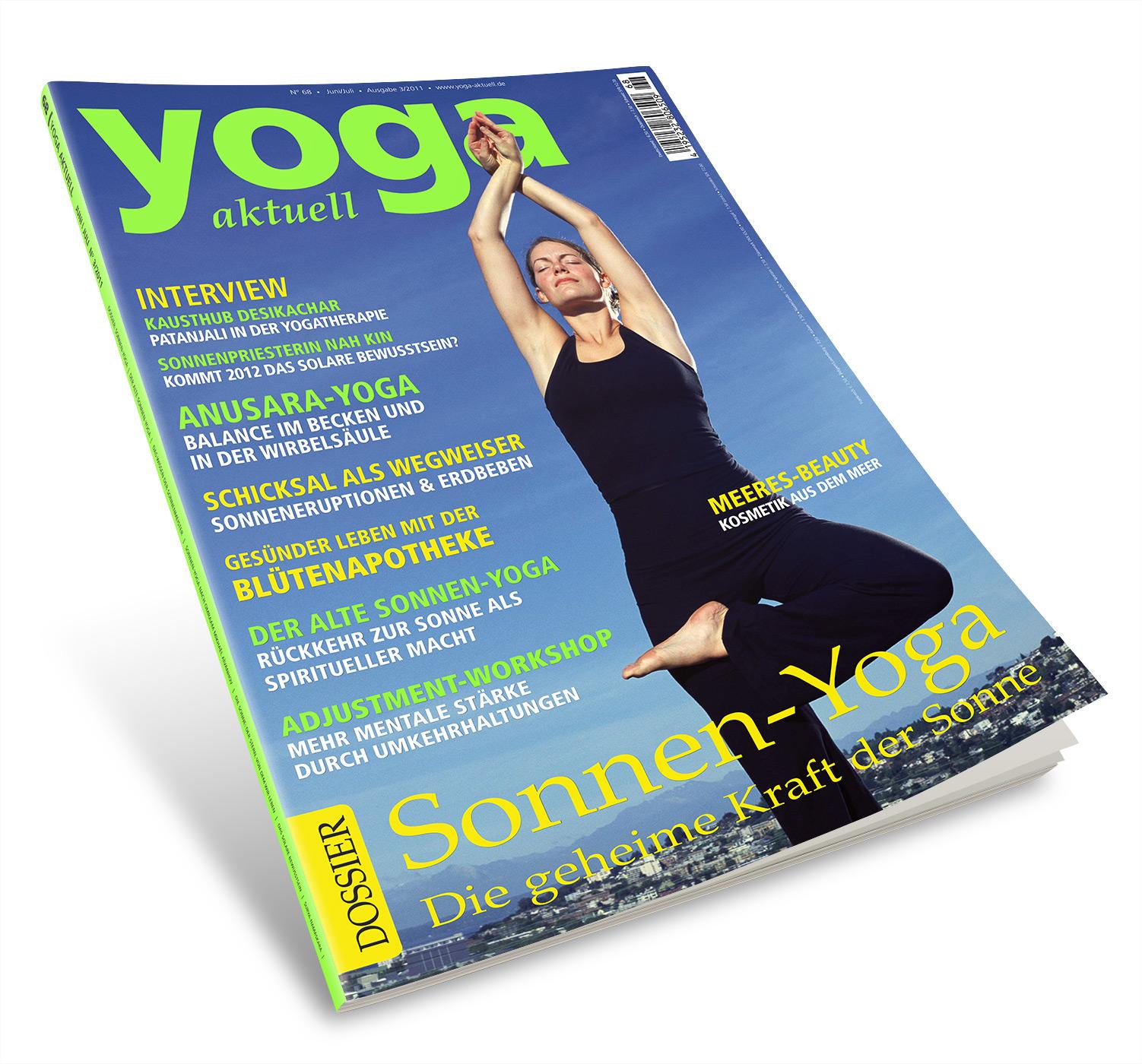 Yoga Aktuell 68 - 03/2011