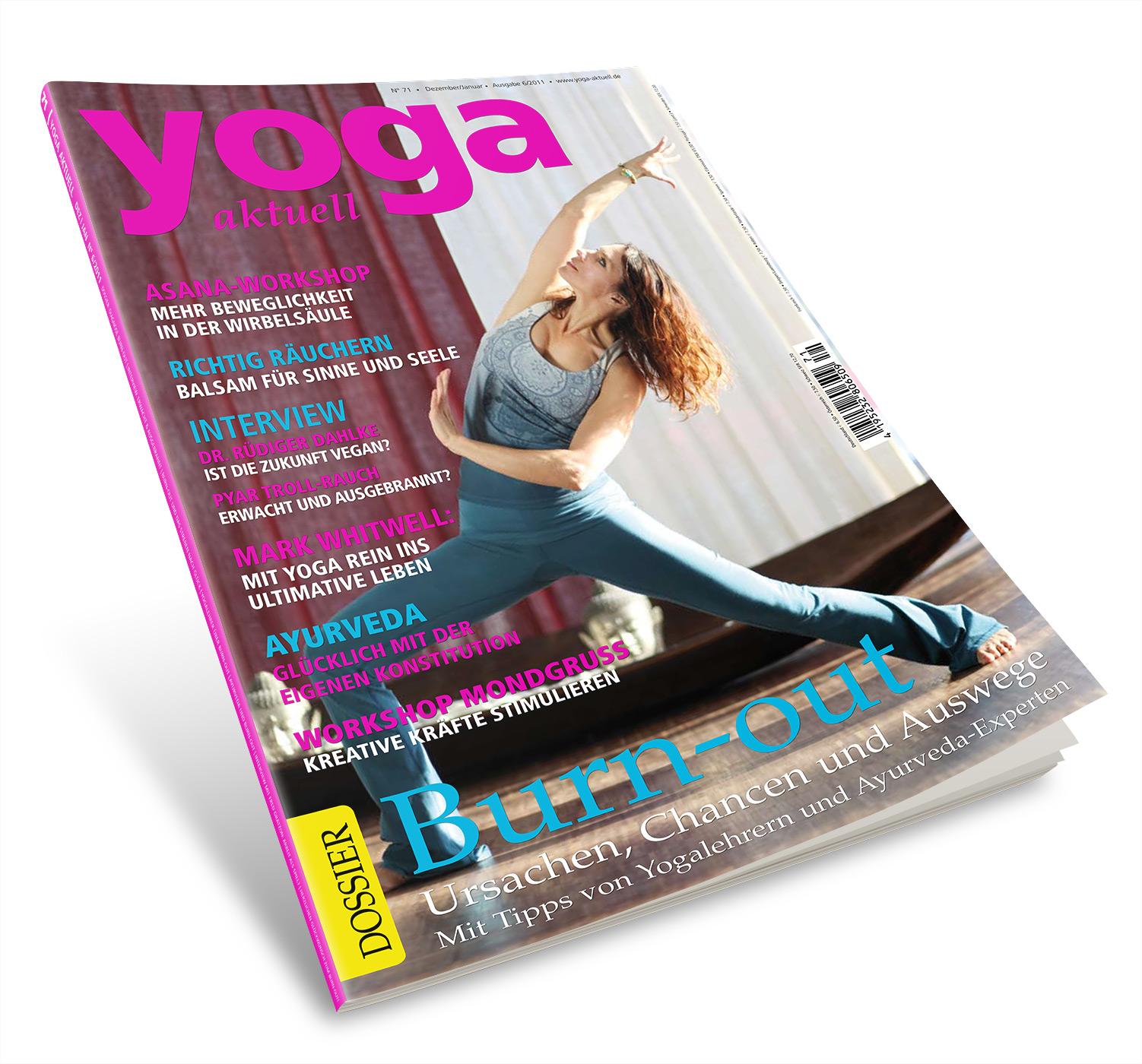 Yoga Aktuell 71 - 06/2011