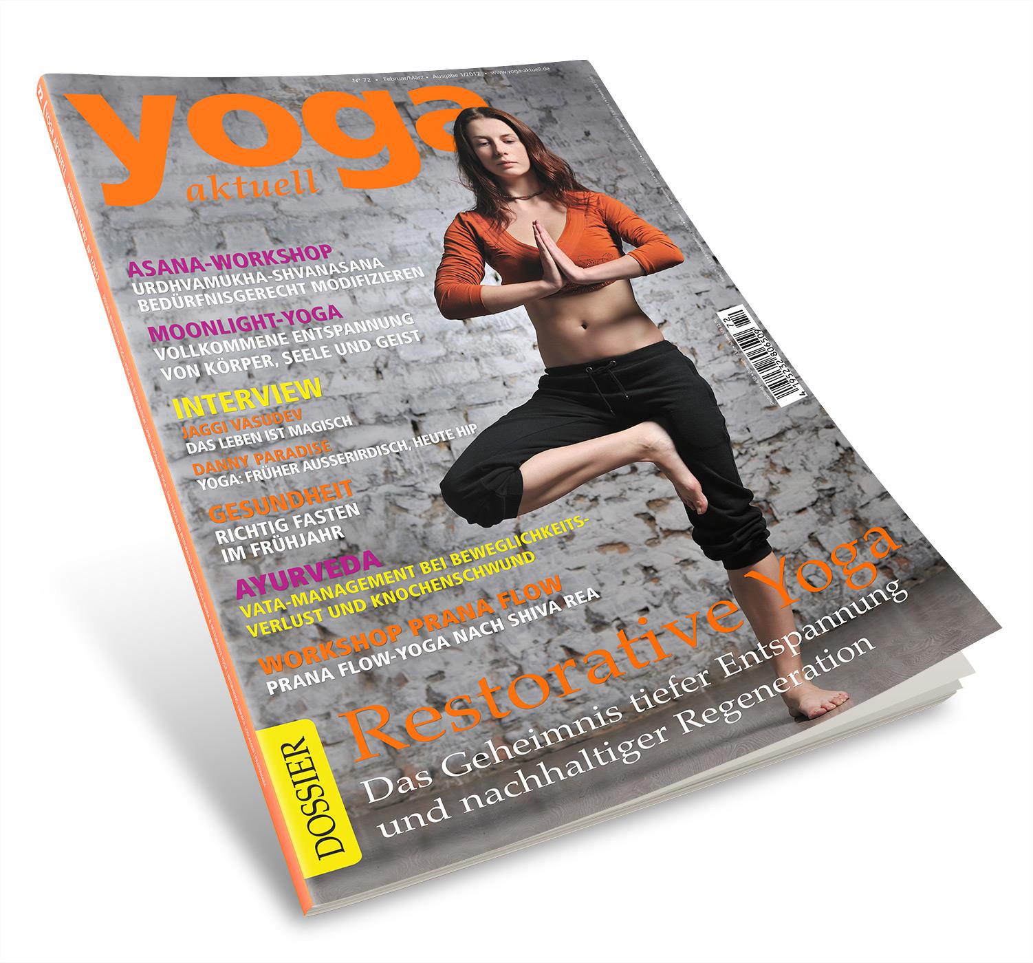 Yoga Aktuell 72 - 01/2012